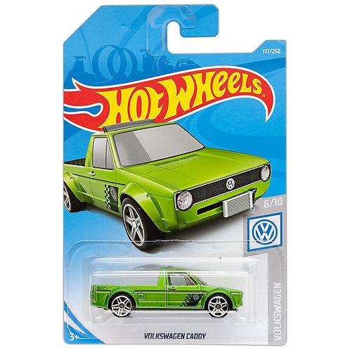 VOLKSWAGEN - Volkswagen Caddy (Verde)