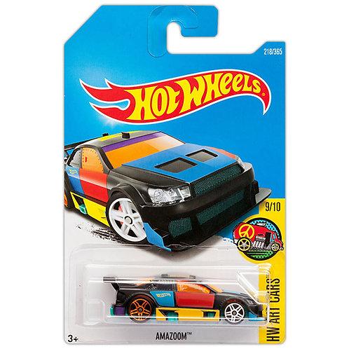 HW ART CARS - Amazoom