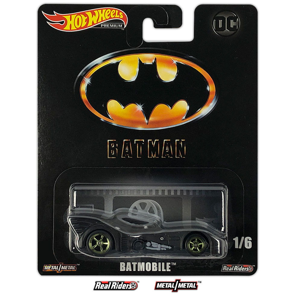 POP CULTURE - BATMAN Batmobile