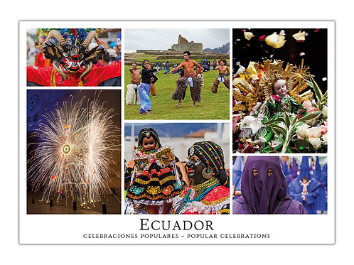 Ecuador - Celebraciones Populares