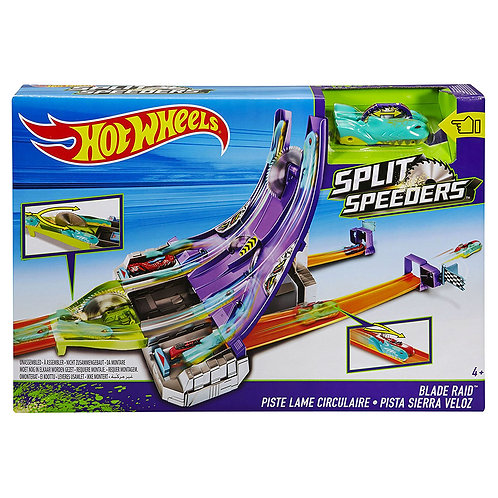 SPLIT SPEEDERS