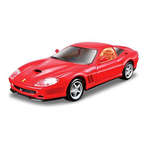 Ferrari 550 maranello (Diecast Model Kit)