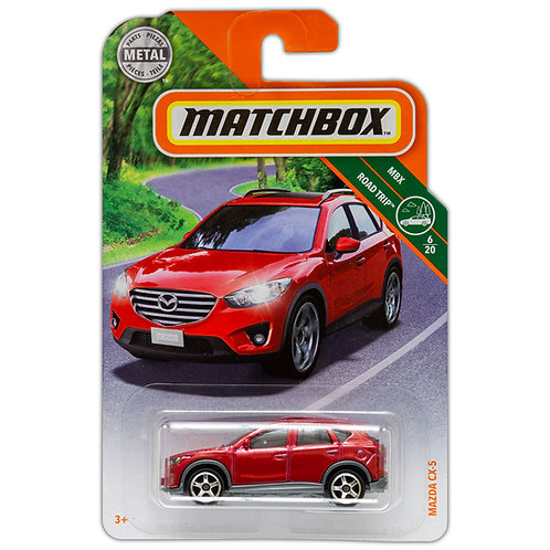 MBX ROAD TRIP - Mazda CX-5
