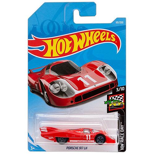 HW RACE DAY - Porsche 917K LH (rojo)