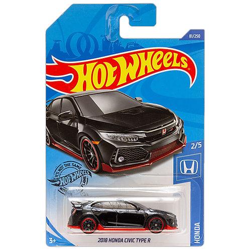 HONDA - 2018 Honda Civic Type R (negro)