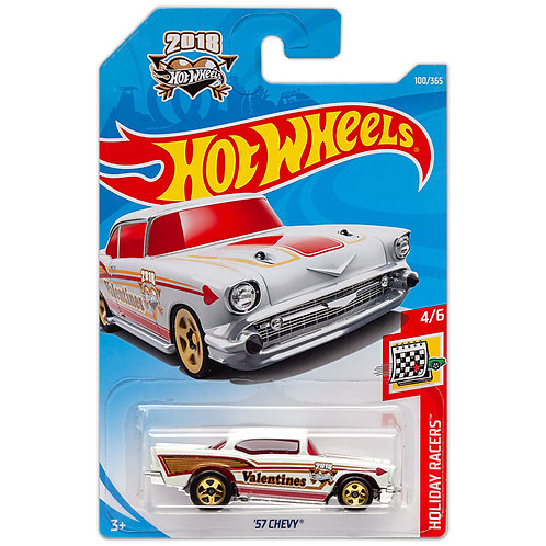 HOLIDAY RACERS - '57 Chevy
