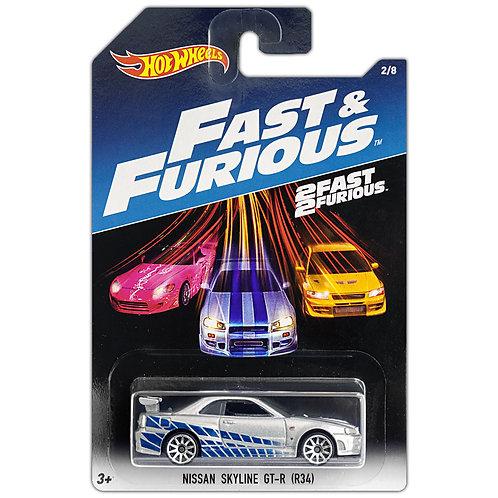 FAST & FURIOUS 2 - Nissan Skyline GT-R (R34)
