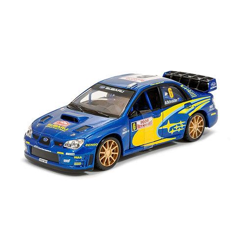 2008 Subaru World Rally Team #6 'C. Atkinson'