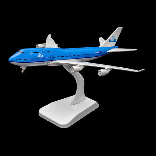 KLM - Boeing 747-800