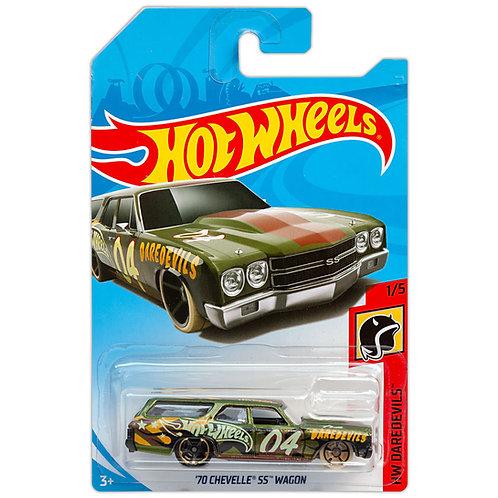 HW DAREDEVILS - '70 Chevelle SS Wagon 04