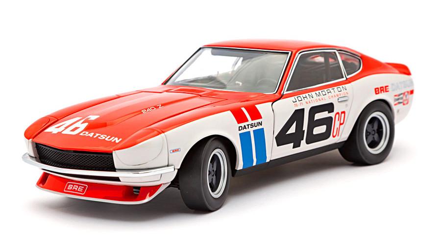 Kyosho - BRE Datsun 240Z #46 (John Morton)