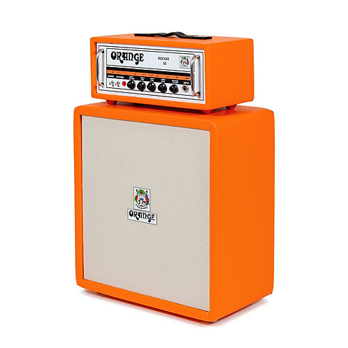 Orange ROCKER 30 Amp + Cab