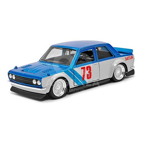 1973 Datsun 510 -Widebody- (azul)
