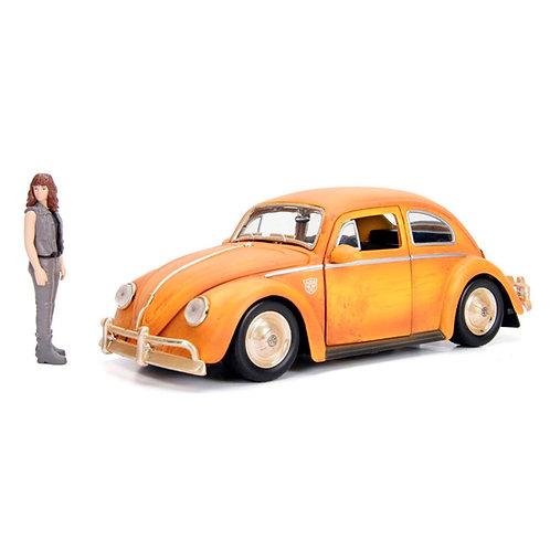 Transformers VW Beetle Bumblebee & Charlie