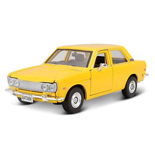 1971 Datsun 510 (amarillo)
