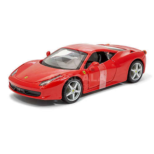 Ferrari 458 Italia (rojo)