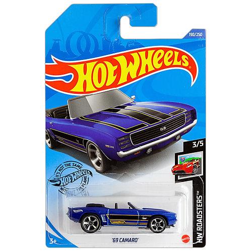 HW ROADSTERS - '69 Camaro