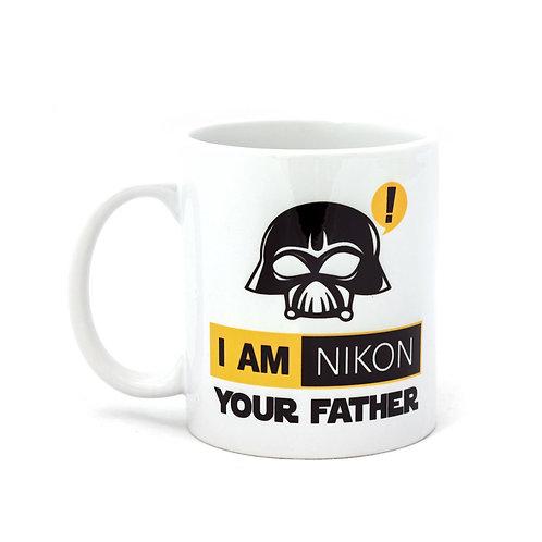 Taza - I am Nikon
