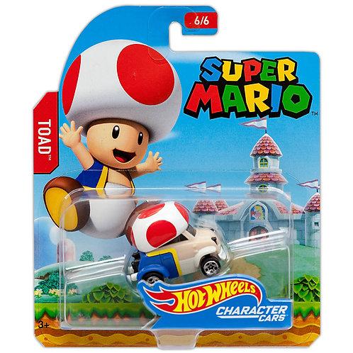 Super Mario - Toad (2016)