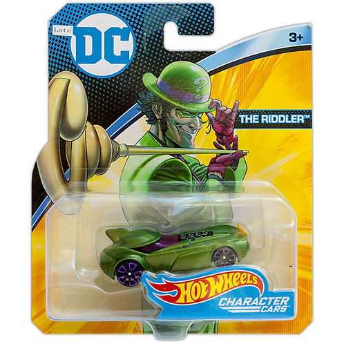 CHARACTER CARS - The Riddler