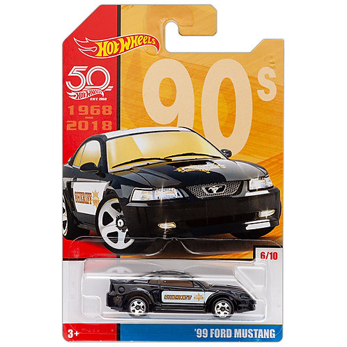THROWBACK - '99 Ford Mustang