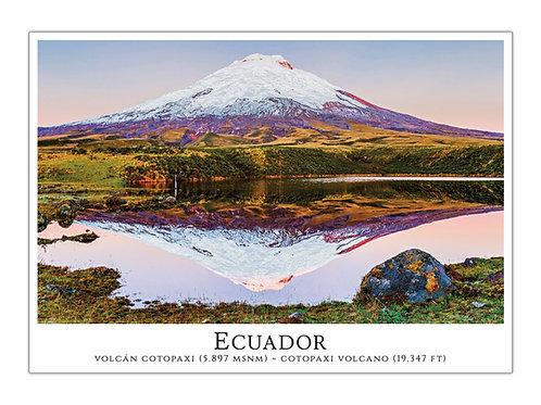 Ecuador - Volcán Cotopaxi II