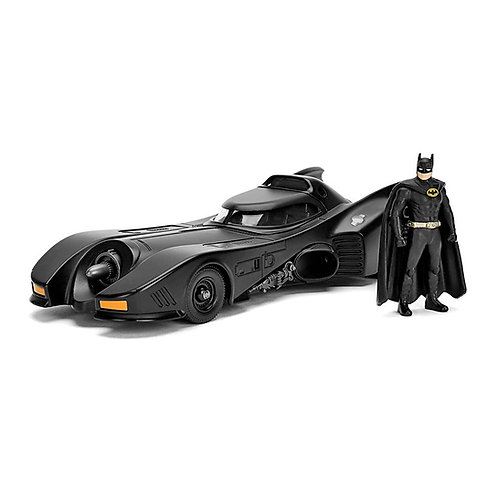 1989 Batmobile & Batman
