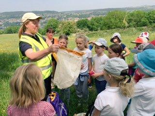 Derbyshire Wildlife Trust 'Learning