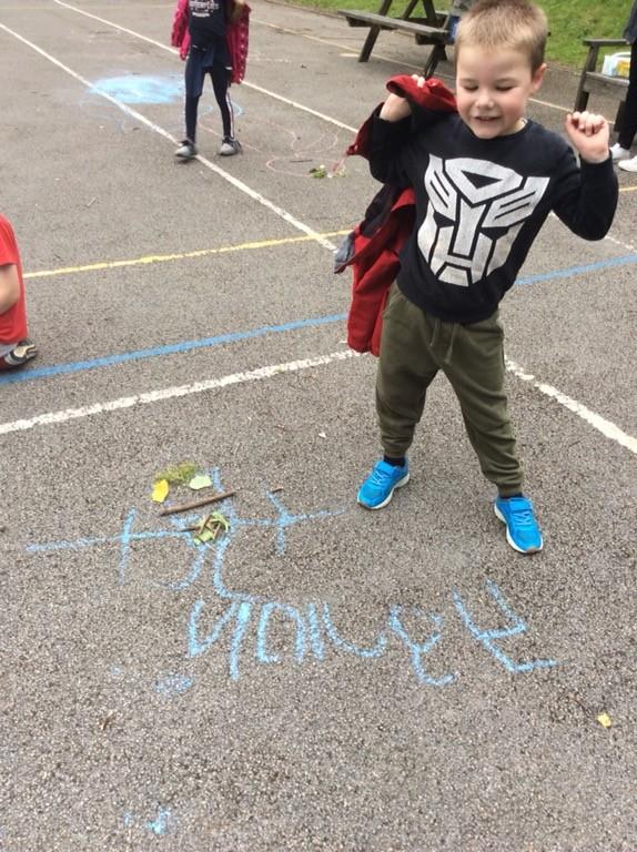Vinley outdoor art