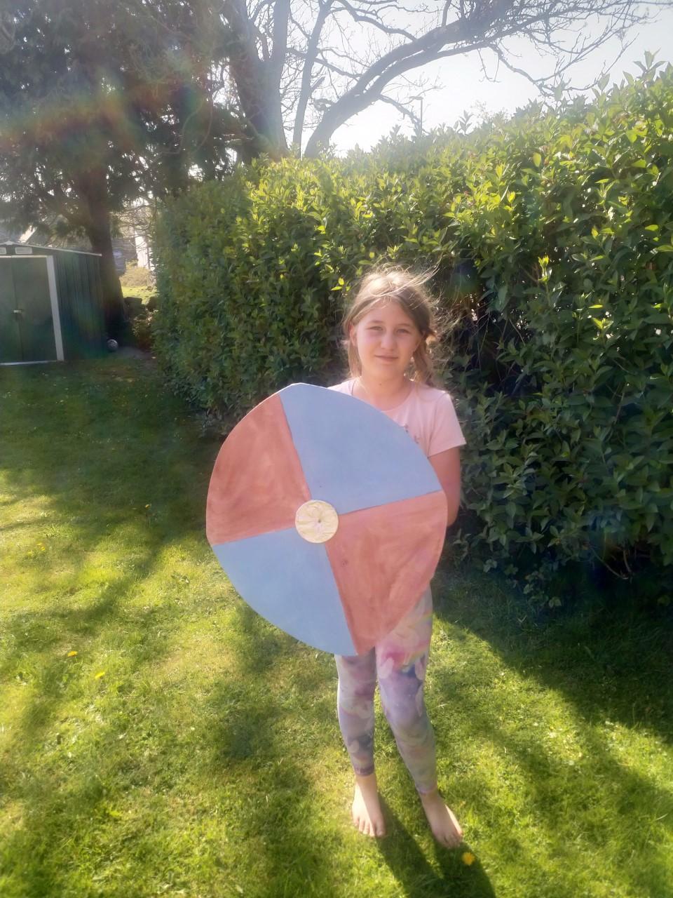 Eva's shield