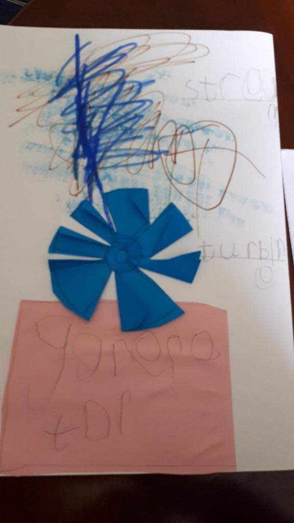 Henry wind turbine design