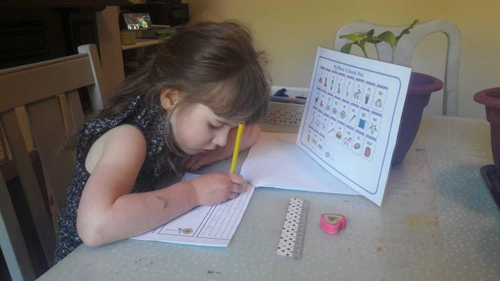 Isla's writing