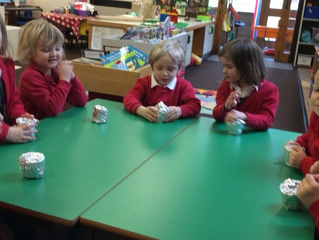 Science Week and Forest Craft