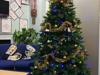 Christmas, Celebrations, Christingle and Choirs!