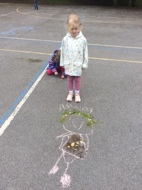 Rowan outdoor art
