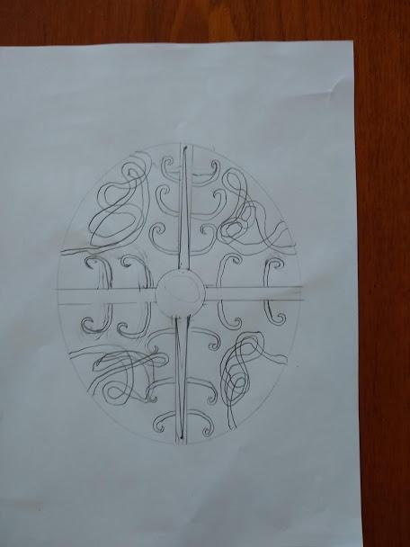 Michael shield design