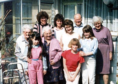 Mrs Rogers family