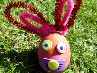 Easter Egg Competition