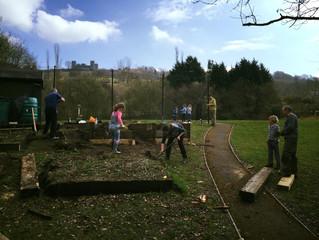 St Giles Primary - PVA School Grounds Development