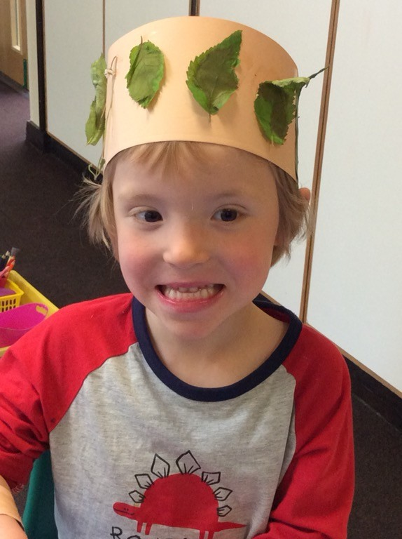 Henry nature crown