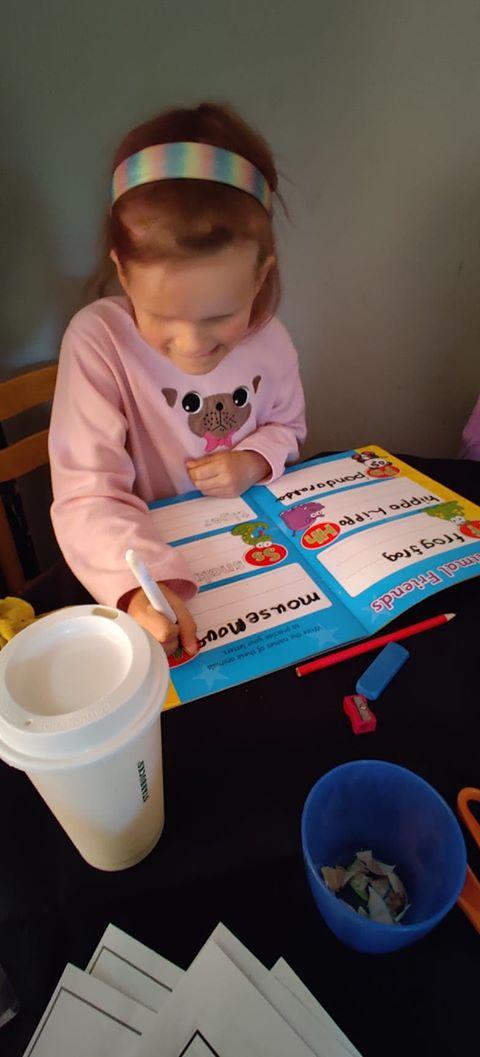 Jarrold home learning 5