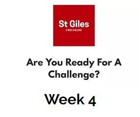 #4 6 Week Challenge!