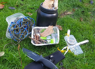Forest Craft Outdoor Learning