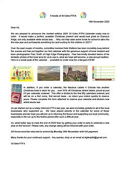 PTFA Calendar Letter.png