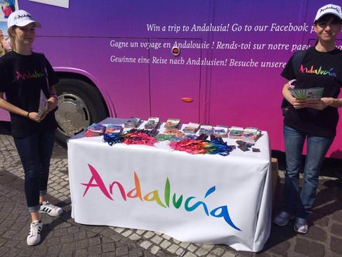 Road Show Andalousia Bordeaux