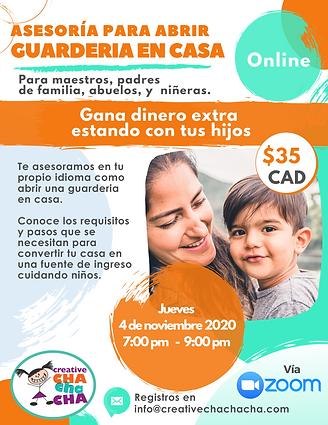 Poster Oficial  cursos primeros auxilios