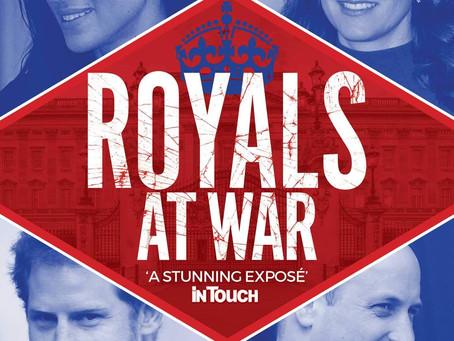 Royals at War - by Dylan Howard