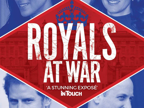 Royals at War - by Dylan Howard