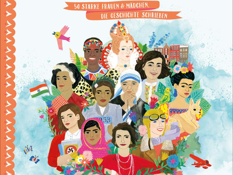 Women's History Month titles for young readers