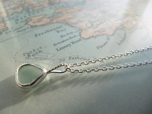 Mermaid's Tear Necklace